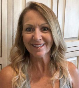 Member to Notice for August 2018 Karie Hall