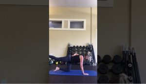 Mat Pilates At-Home Workout with Linda - Auburn Fit1